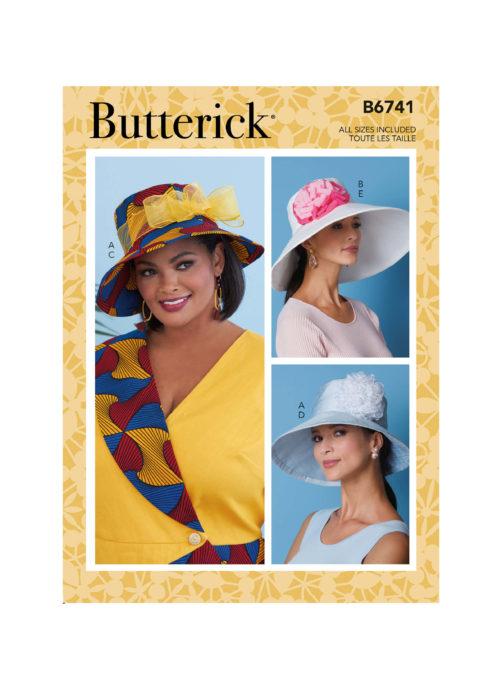 Butterick B6741