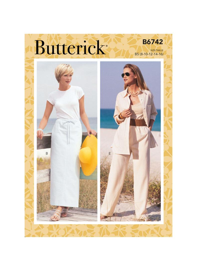 Butterick B6742