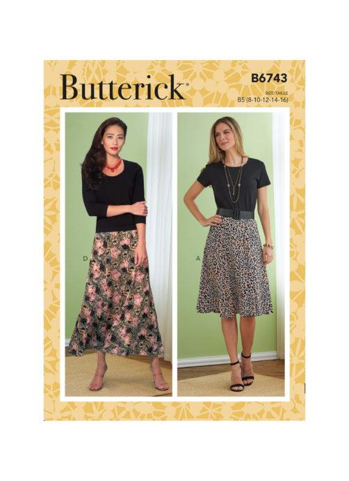 Butterick B6743
