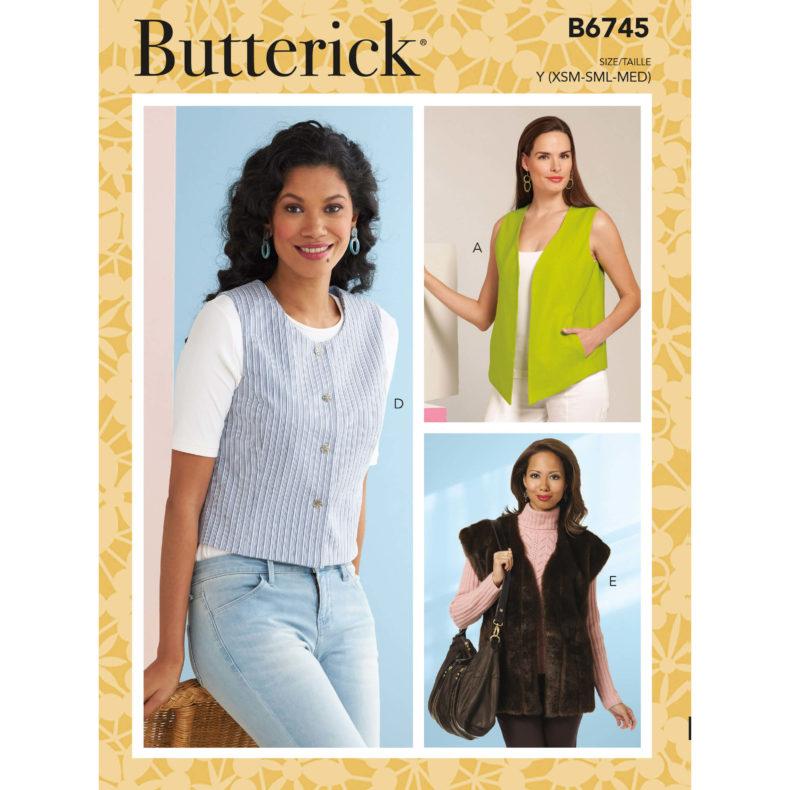 Butterick B6745