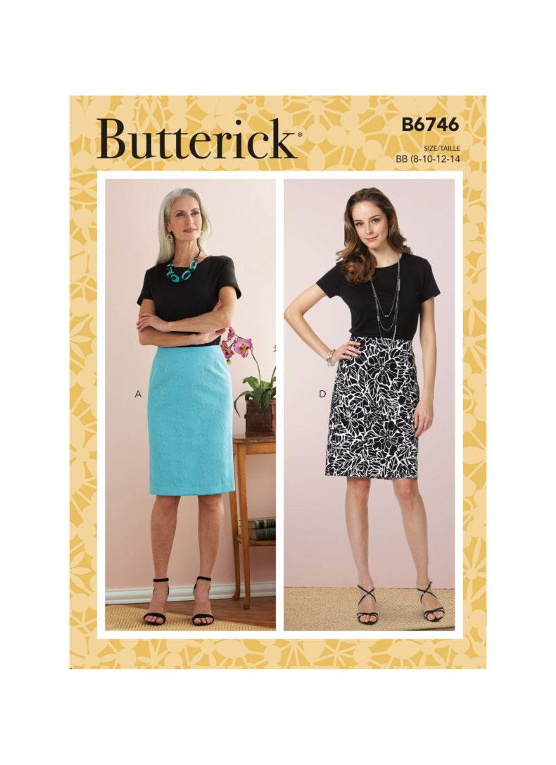 Butterick B6746