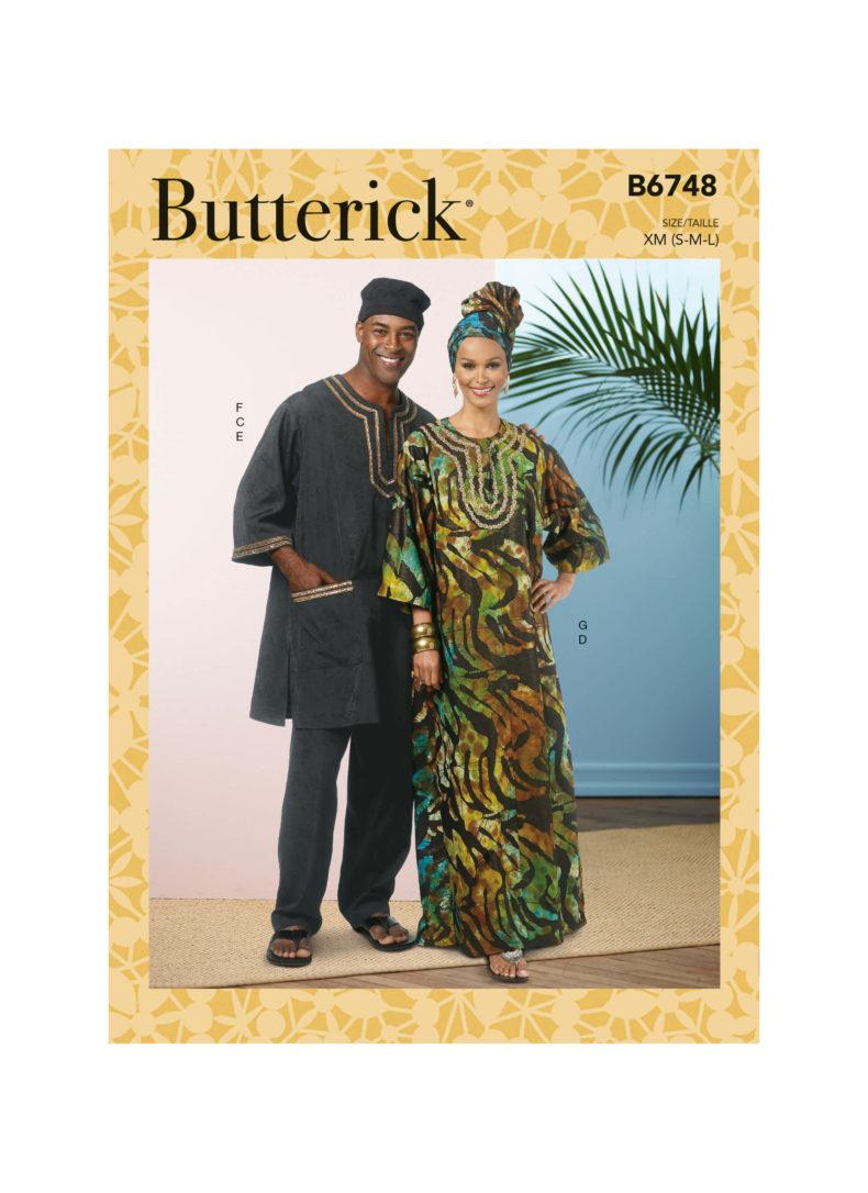Butterick B6748