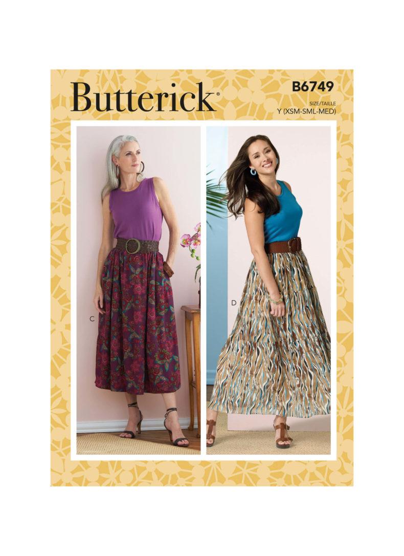 Butterick B6749