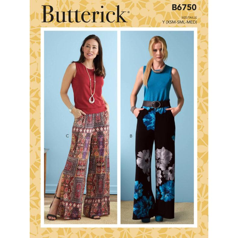 Butterick B6750