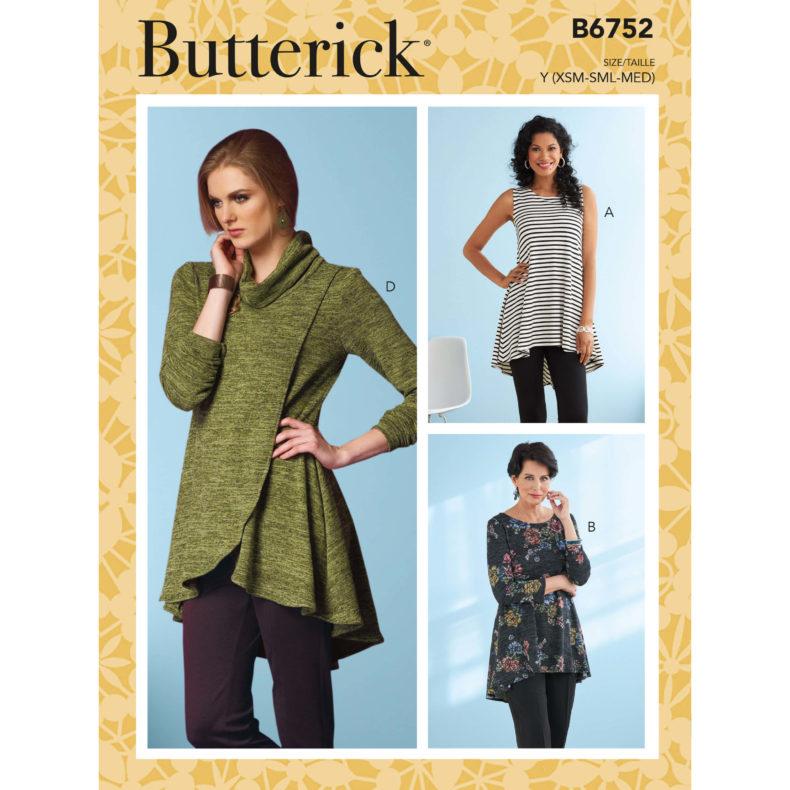 Butterick B6752