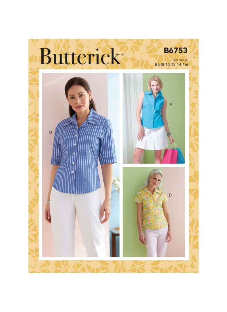 Butterick B6753