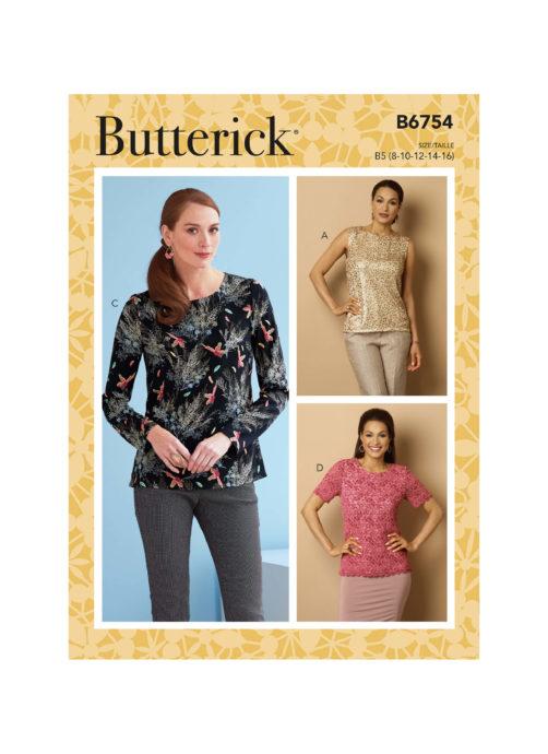 Butterick B6754