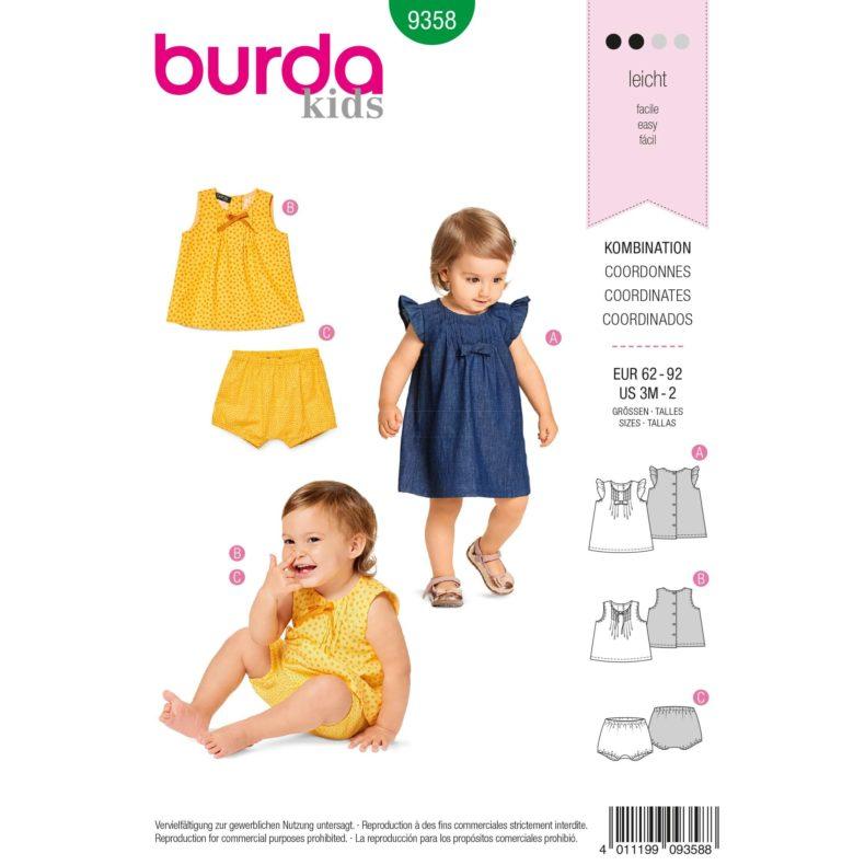 Burda 9358
