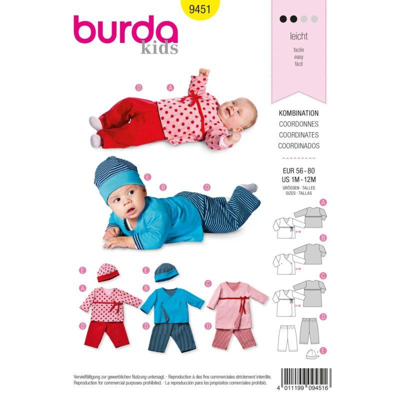 Burda 9451