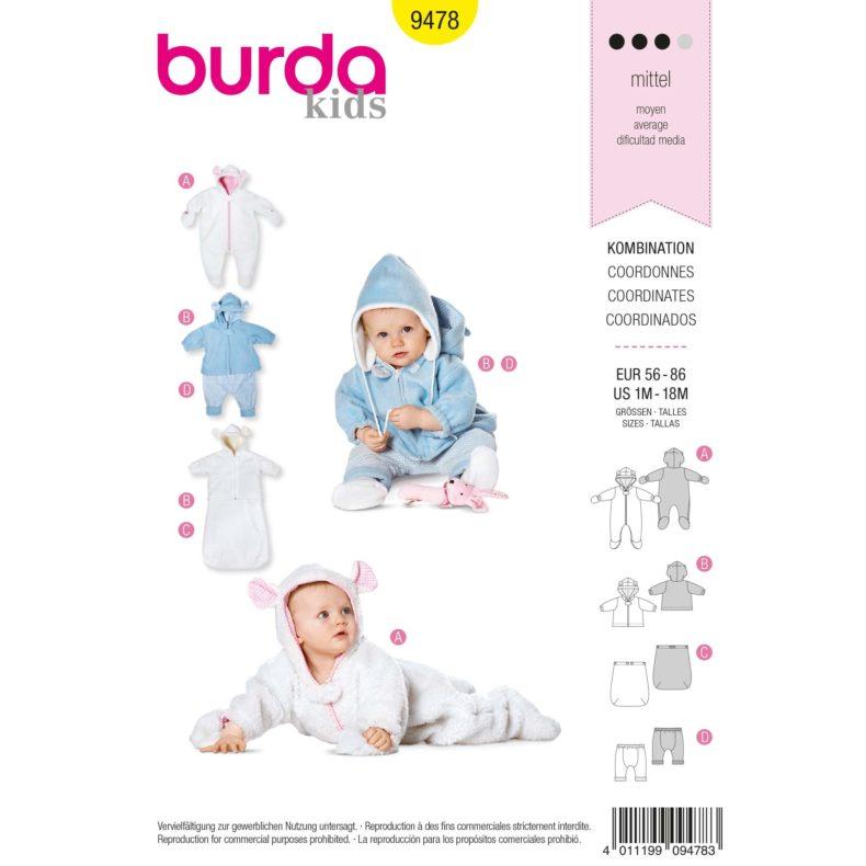 Burda 9478