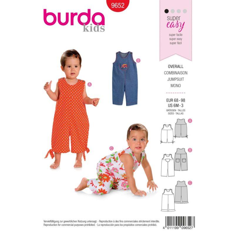Burda 9652