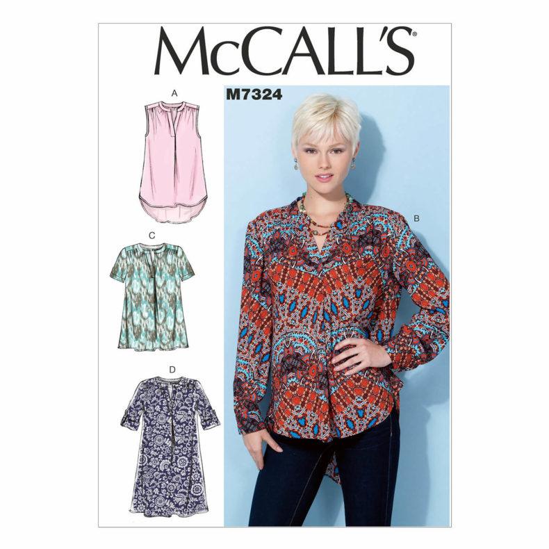 McCall's M7324