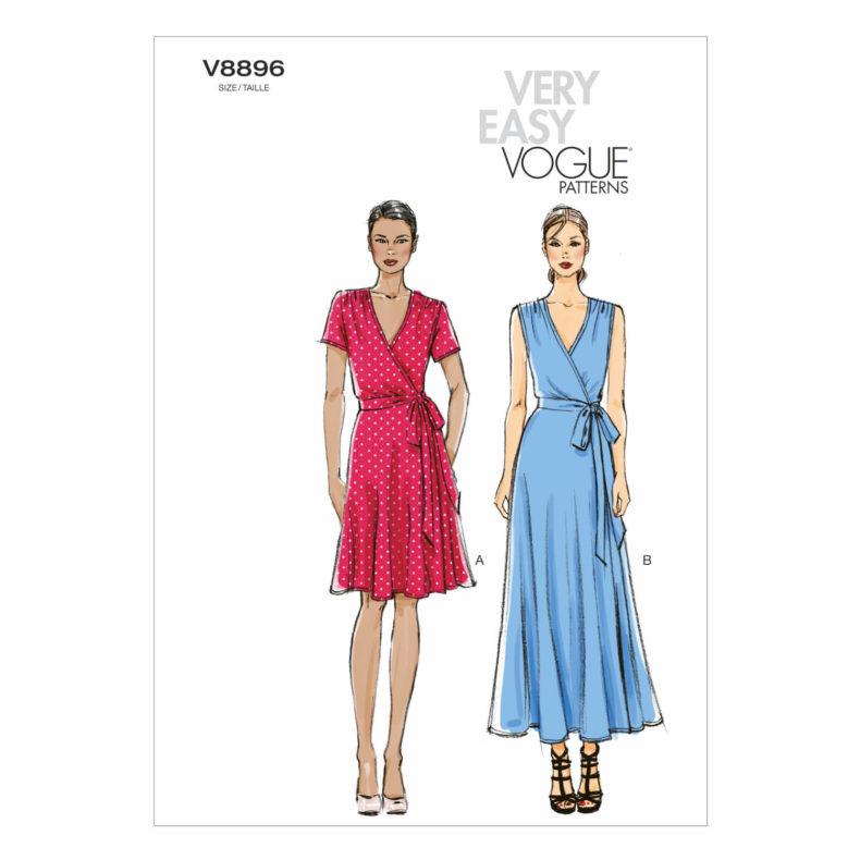 Vogue V8896
