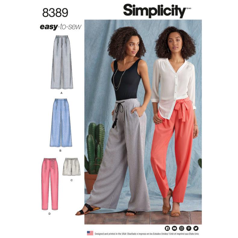 Simplicity 8389