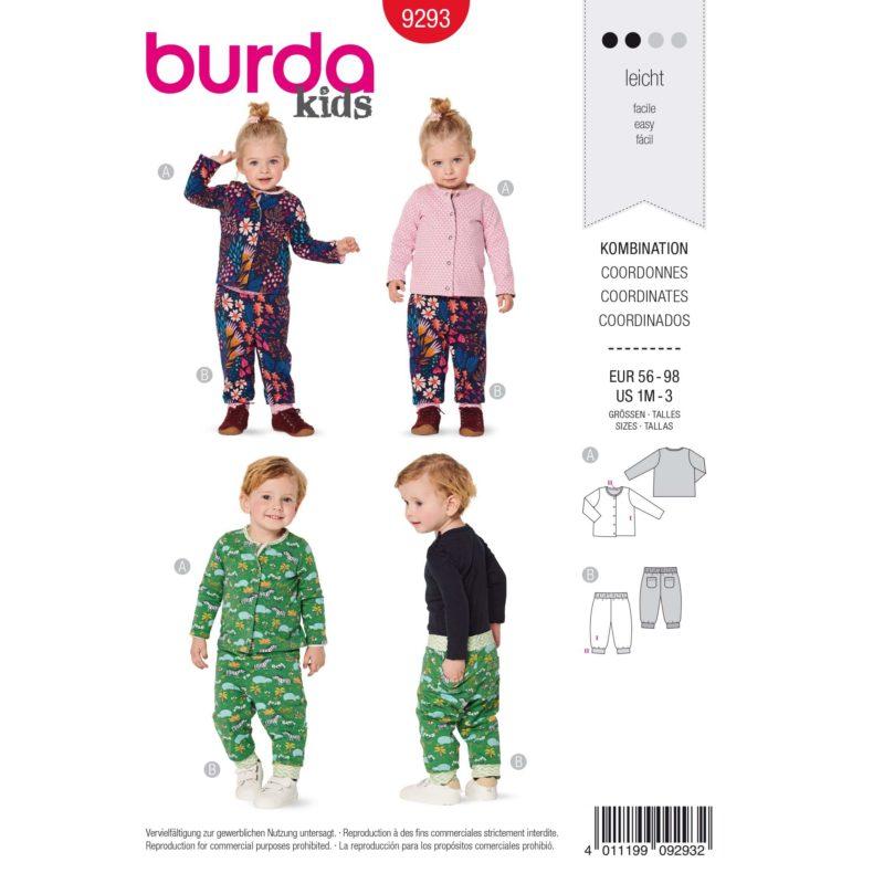 Burda 9293