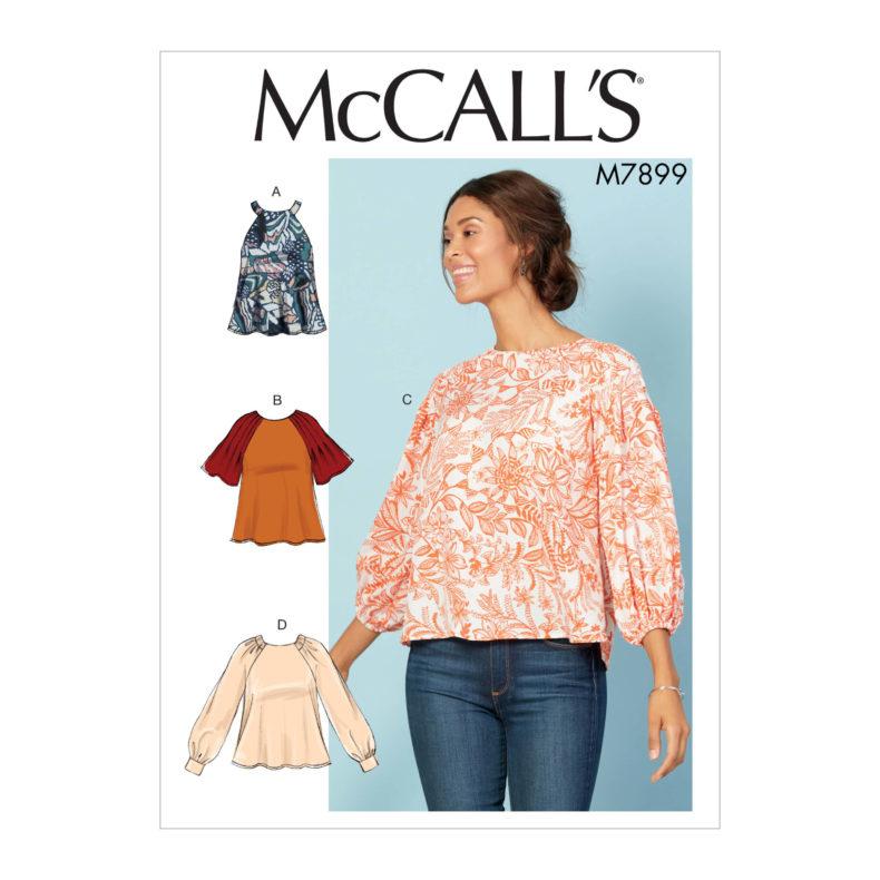 McCall's M7899