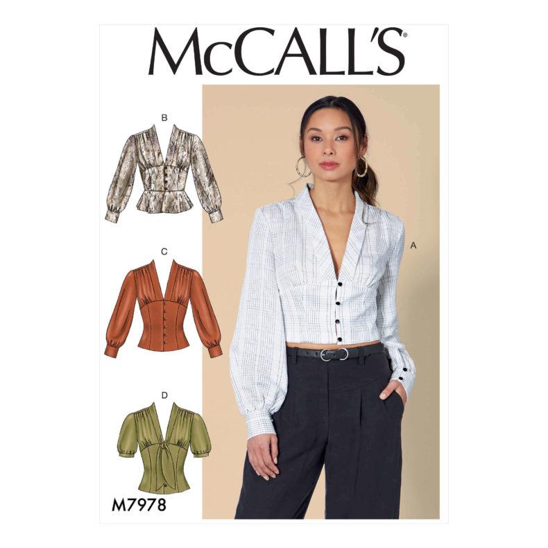 McCall's M7978