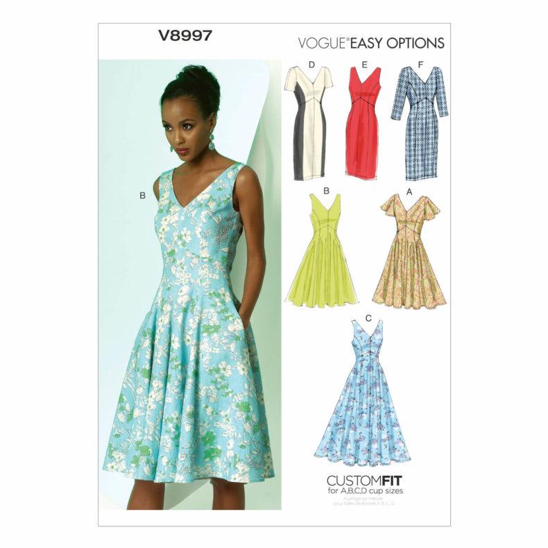 Vogue V8997
