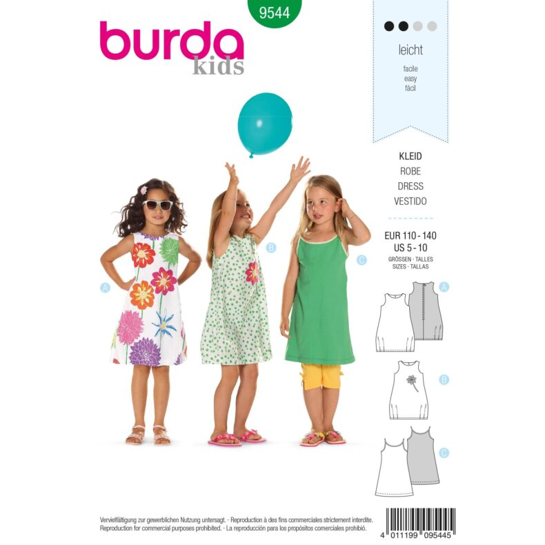 Burda 9544