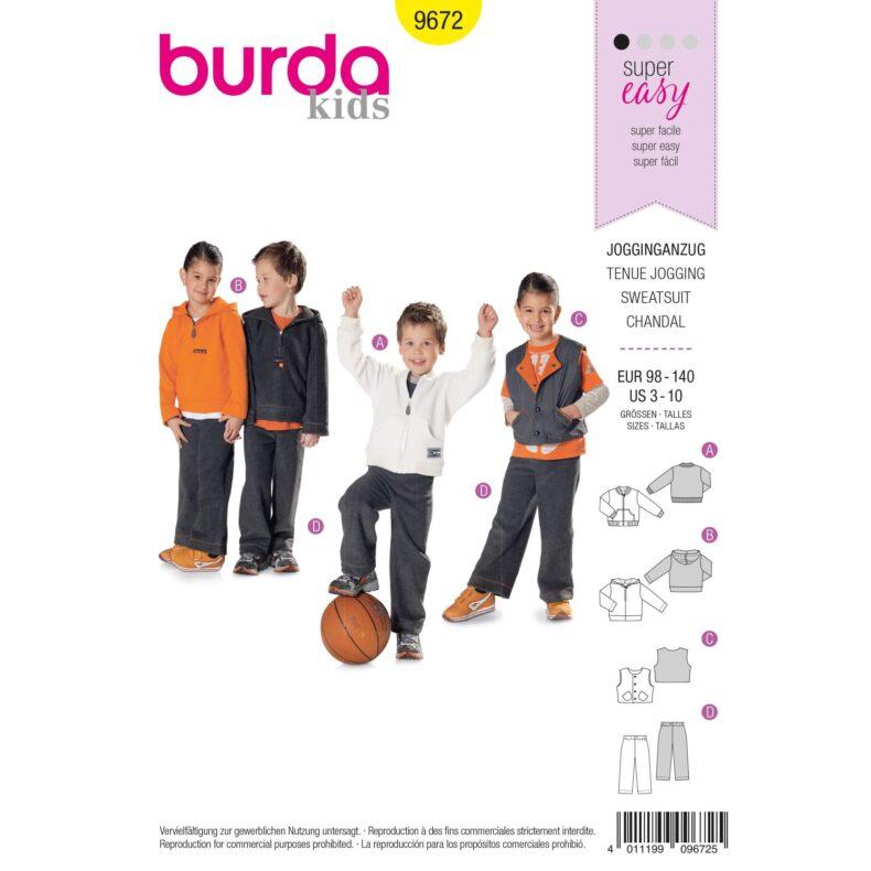 Burda 9672