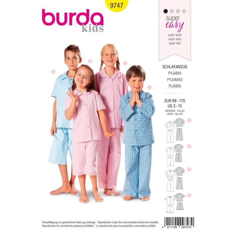 Burda 9747