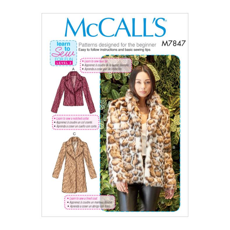 McCall's M7847