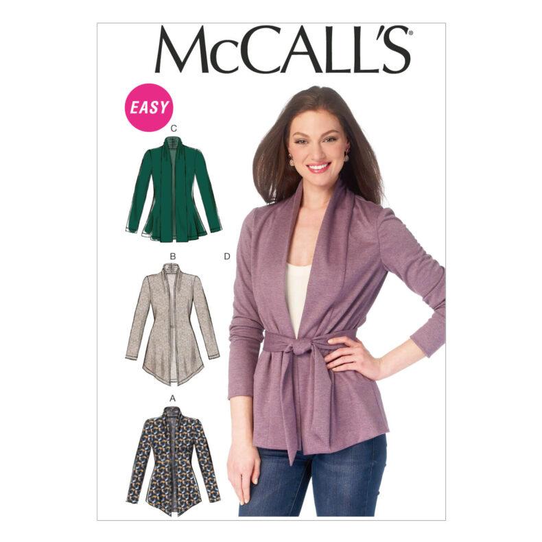 McCall's M6996