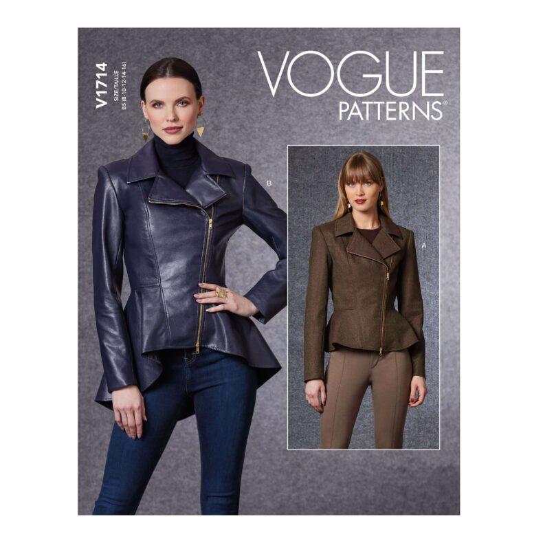 Vogue Pattern V1714