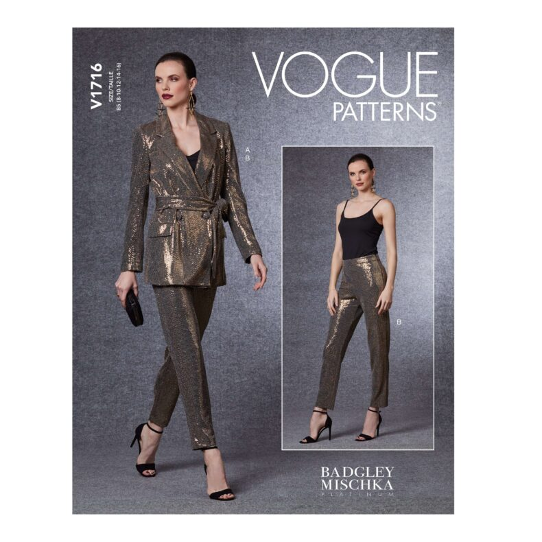 Vogue Patterns V1716