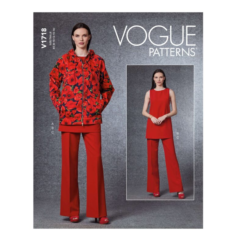 Vogue Patterns V1718