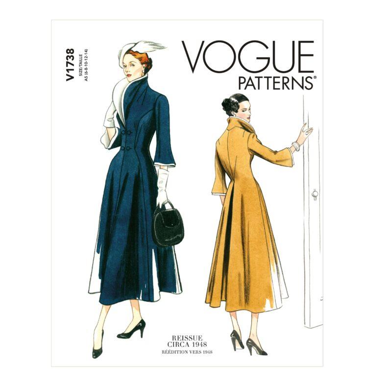 Vogue Patterns V1738
