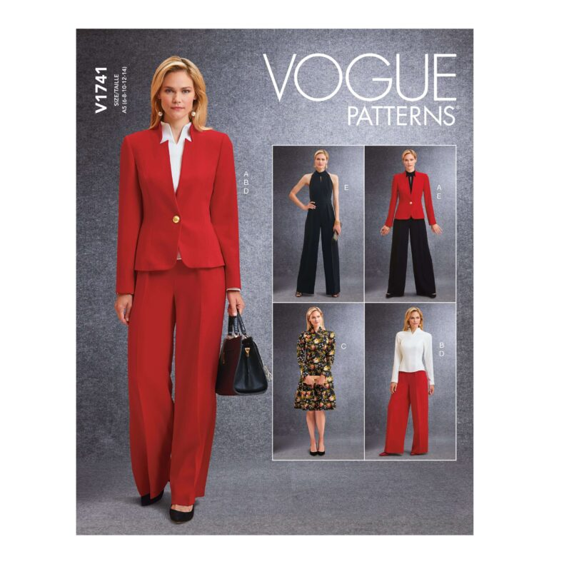 Vogue Patterns V1741