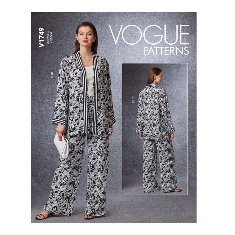 Vogue Patterns V1749