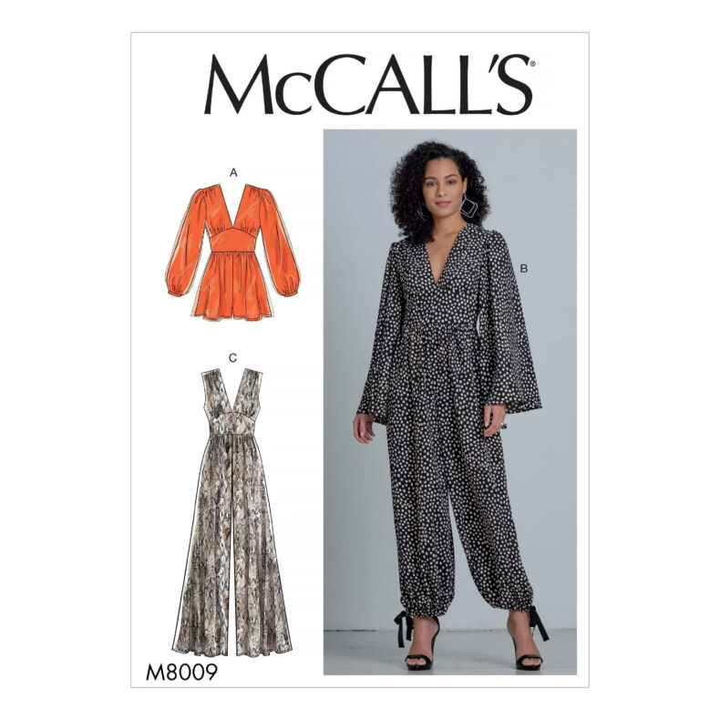 McCall's M8009