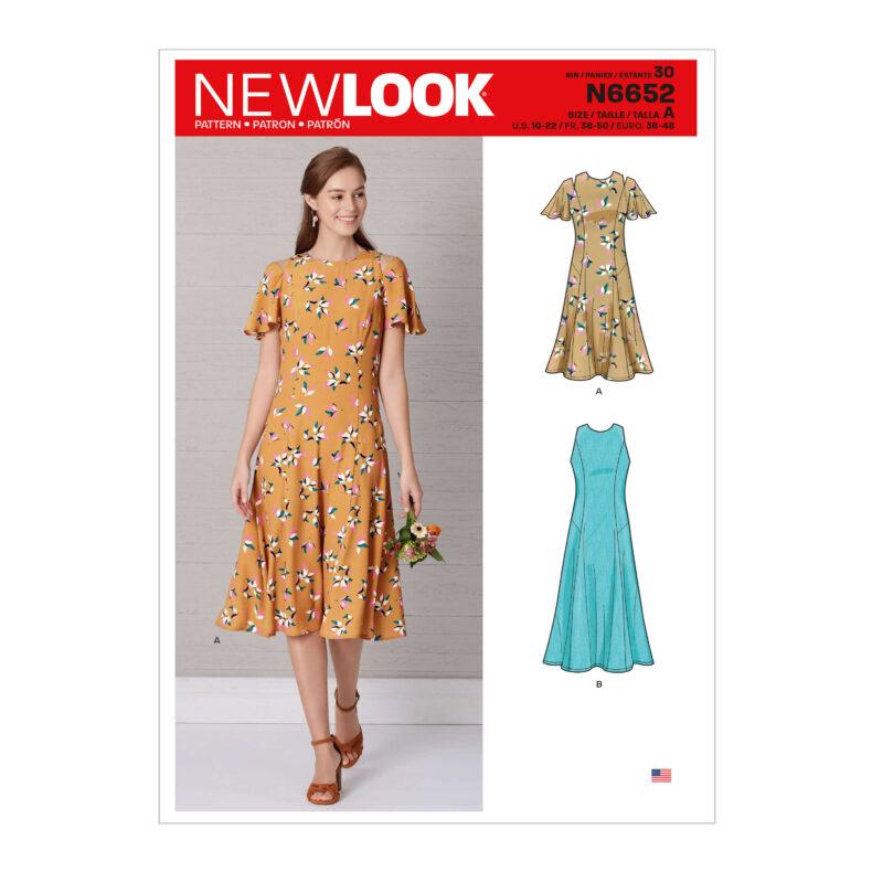 New Look N6652