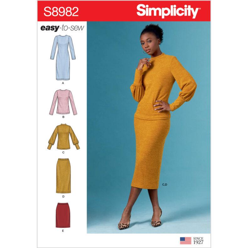 Simplicity S8982