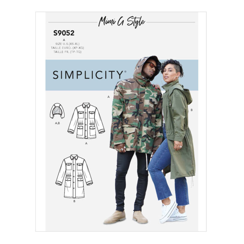 Simplicity S9052