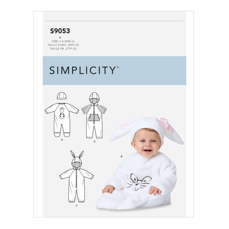 Simplicity S9053