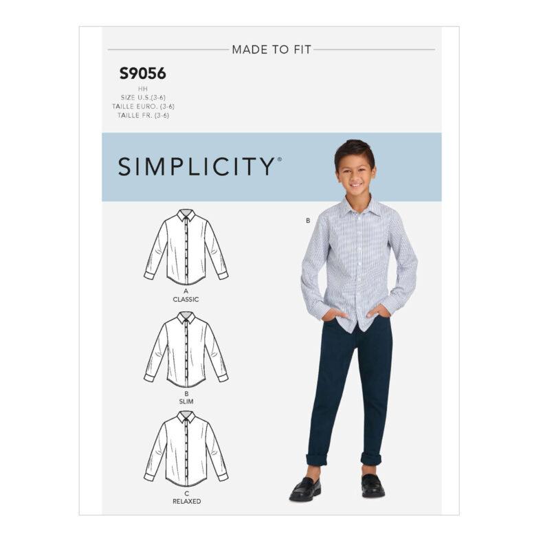Simplicity S9056
