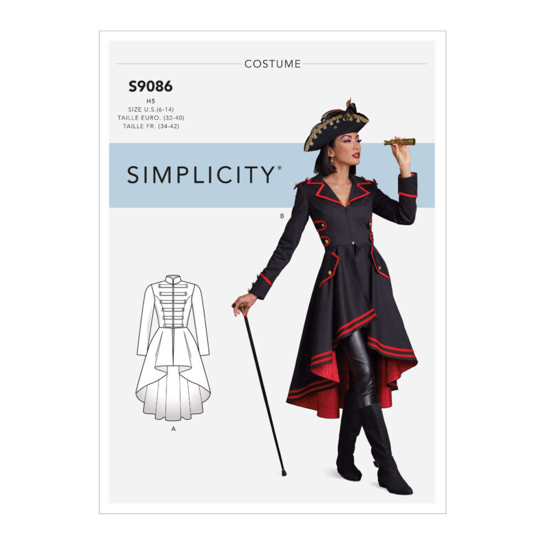 Simplicity S9086