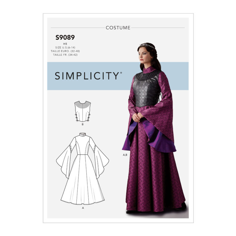 Simplicity S9089