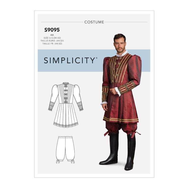Simplicity S9095