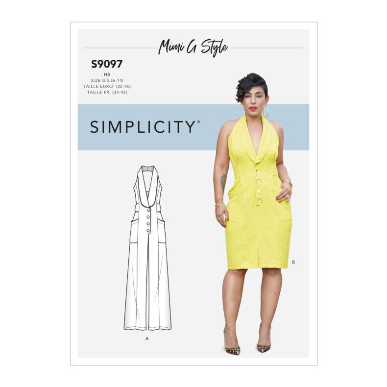Simplicity S9097