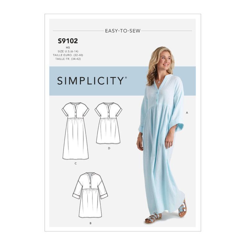 Simplicity S9102
