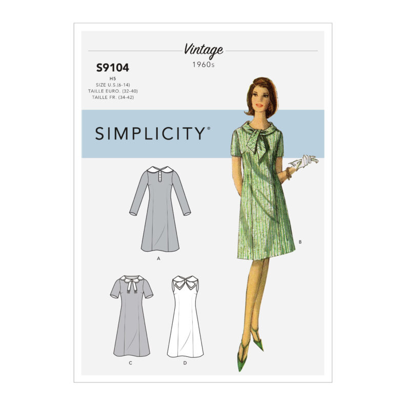 Simplicity S9104