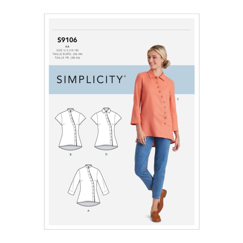 Simplicity S9106