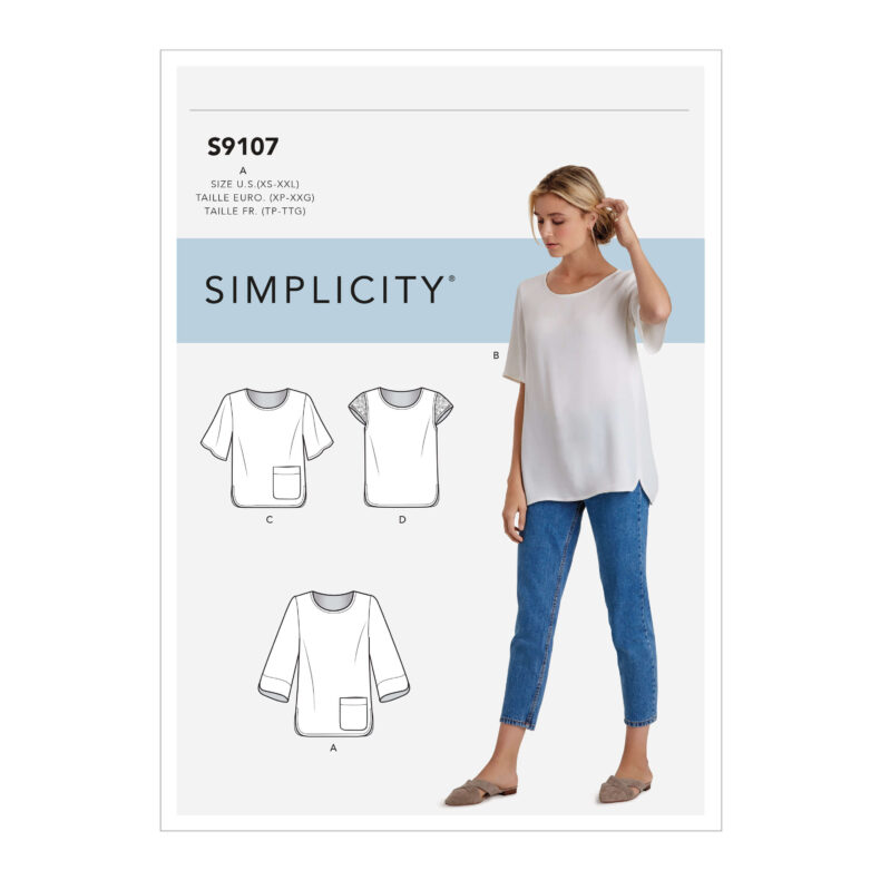 Simplicity S9107