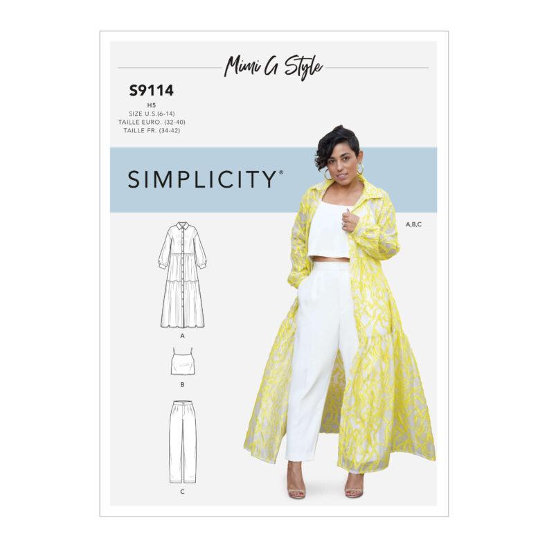 Simplicity S9114