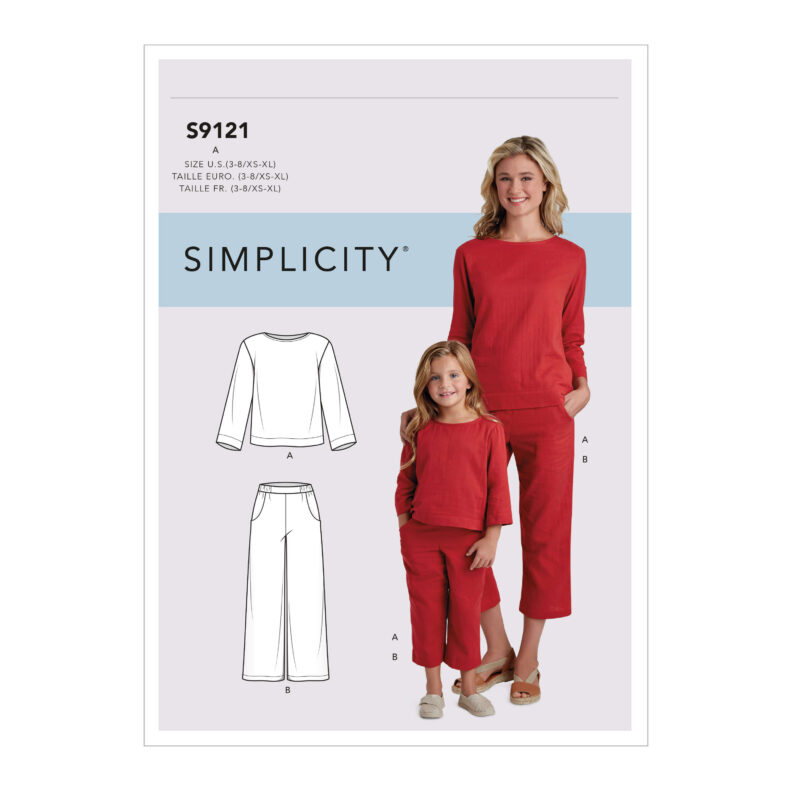 Simplicity S9121