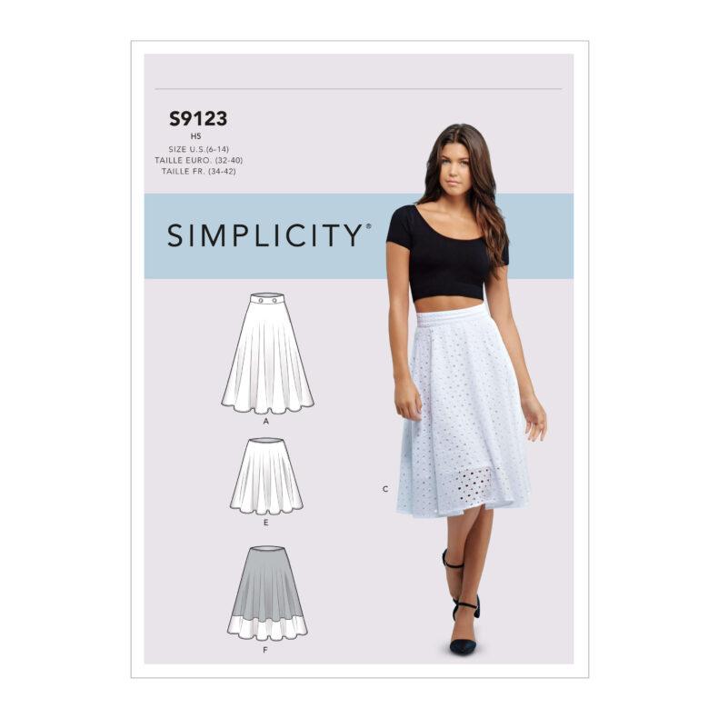 Simplicity S9123